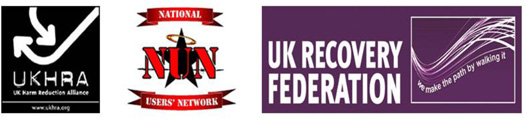 UKHRA, NUN, UK Recovery Federation